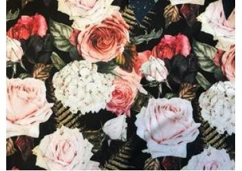 Tuque Floral