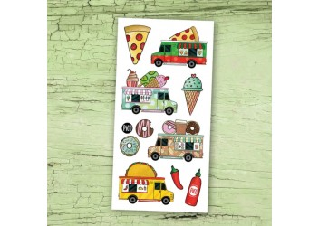 Les camions de nourriture
