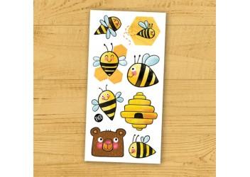 Les abeilles ouvrières
