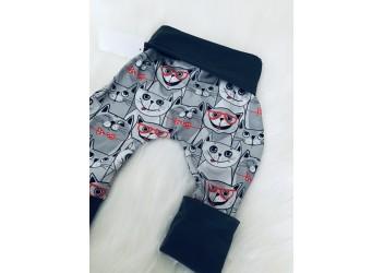 Pantalon chat  0-12
